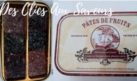 Pâtes de fruits - Pur Pulpe de fruit - Boite en fer 70g